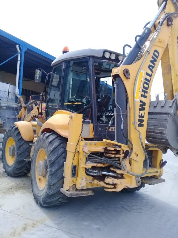 NEW HOLLAND B115 rendegraver